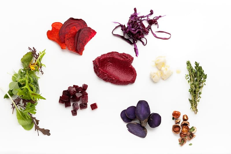 Organic Glamour Food Collection 12